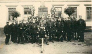 Feuerwehr Daun 1902
