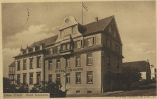Hotel Greten (heute: Hotel Stadt Daun)