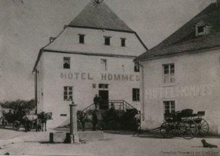 Hotel Hommes