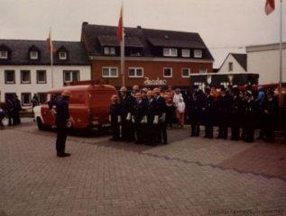100 Jahre Feuerwehr Daun 1983